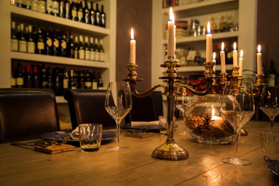 Bistrot Roma: scegli Gli Ulivi, la cucina di casa nel cuore della città